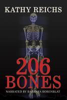 206 bones (AUDIOBOOK)