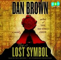 The lost symbol (AUDIOBOOK)