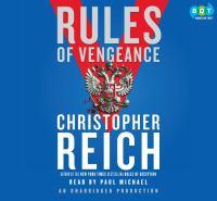 Rules of vengeance (AUDIOBOOK)