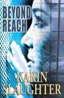 Beyond reach (LARGE PRINT)