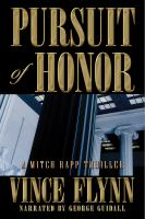 Pursuit of honor (AUDIOBOOK)