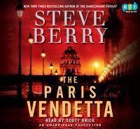 The Paris vendetta : a novel (AUDIOBOOK)