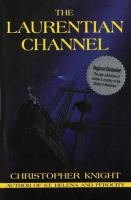 The Laurentian channel / Christopher Knight.