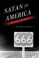 Satan in America : the Devil we know
