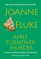 Apple turnover murder (AUDIOBOOK)