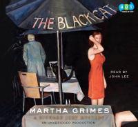 The black cat : [a Richard Jury mystery] (AUDIOBOOK)