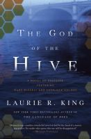 The god of the hive : a novel of suspense featuring Mary Russell and Sherlock Holmes