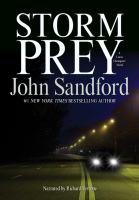 Storm prey (AUDIOBOOK)