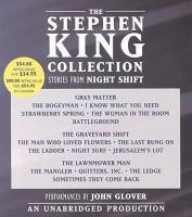 The Stephen King collection : stories from Night shift (AUDIOBOOK)