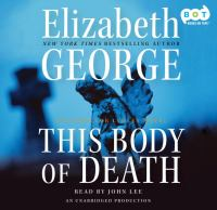 This body of death : a novel (AUDIOBOOK)
