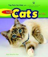 Top 10 cats for kids