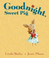 Goodnight, sweet pig