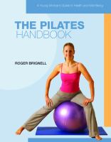 The Pilates handbook