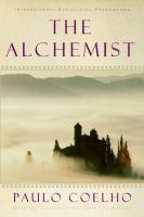 The alchemist (LARGE PRINT)