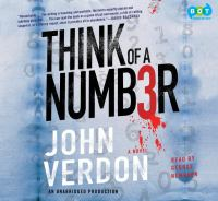 Think of a numb3r : [a novel] (AUDIOBOOK)