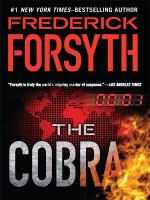 The cobra (LARGE PRINT)