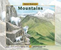 About habitats : mountains
