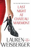 Last night at Chateau Marmont : a novel