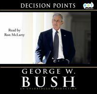 Decision points (AUDIOBOOK)