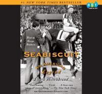 Seabiscuit : an American legend (AUDIOBOOK)