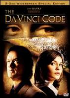 The da vinci code (DVD)