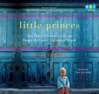 Little princes (AUDIOBOOK)