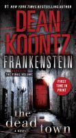 Frankenstein : The dead town