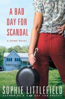 A bad day for scandal : a crime novel
