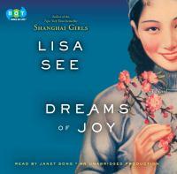 Dreams of joy (AUDIOBOOK)