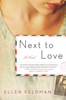 Next to love : a novel