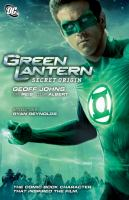Green Lantern : secret origin