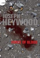 Force of blood : a woods cop mystery