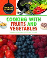 Cooking with fruits and vegetables