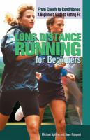 Long distance running for beginners