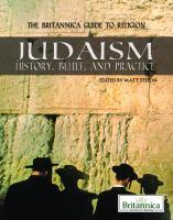 Judaism : history, belief, and practice
