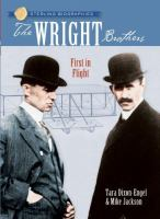 The Wright brothers : first in flight