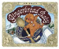 Gingerbread baby [Board book]