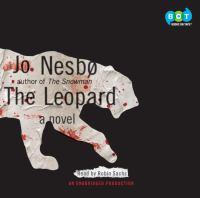 The leopard (AUDIOBOOK)