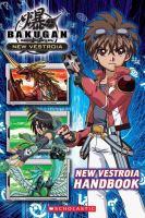 Bakugan battle brawlers, New Vestroia : New Vestroia handbook