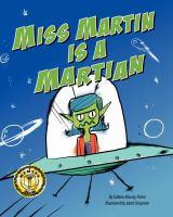 Miss Martin is a martian