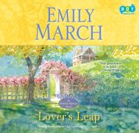 Lover's leap (AUDIOBOOK)