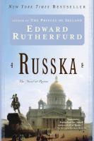 Russka : the novel of Russia