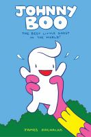Johnny Boo : the best little ghost in the world
