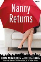Nanny returns : a novel