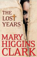 The lost years (LARGE PRINT)