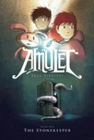 Amulet.  Book 1,  The stonekeeper.