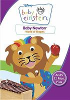 Baby Newton. All about shapes : discovering shapes in our world through video and music