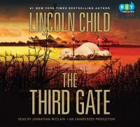 The Third gate : [a novel] (AUDIOBOOK)