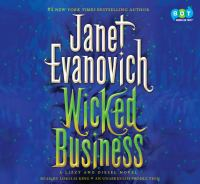 Wicked business : [a Lizzy and Diesel novel] (AUDIOBOOK)