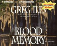 Blood memory (AUDIOBOOK)